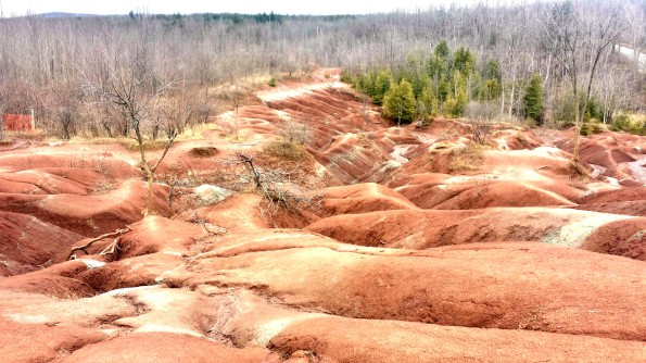 Cheltenham Badlands 2
