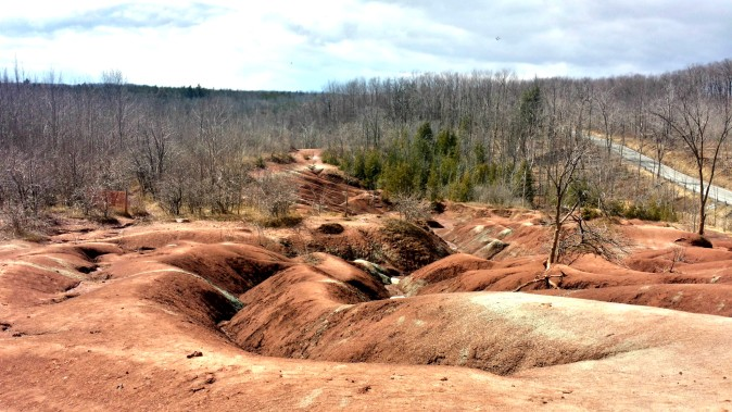 Cheltenham Badlands 3