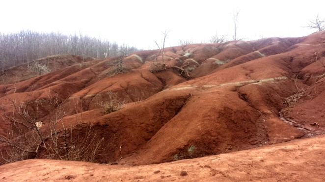 Cheltenham Badlands 4