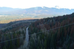 Another view of Jasper from the gondola